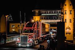2015-12-09 19.44 (g.weyrich) Tags: christmas truck weihnachten cocacola mosel lkw laster trabentrarbach trarbach traben brckenschenke mwnm2015