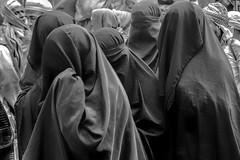 INDIA7386 (Glenn Losack, M.D.) Tags: india women veiled delhi hijab niqab din ud photojournalist burkha nizam chador glennlosack