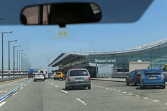 John F. Kennedy Airport - New York City (USA) (Meteorry) Tags: road nyc newyorkcity usa newyork cars america airport unitedstates unitedstatesofamerica may delta terminal jfk queens jamaica empirestate departures bigapple aéroport 2015 toyotaprius deltaairlines meteorry idlewildairport johnfkennedyinternationalairport skyteam kjfk voirtures