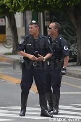 Policía Federal Argentina (rivarix) Tags: argentina buenosaires policeman policeofficer lawenforcement cops policíafederalargentina argentinefederalpolice motorcop yamahapolicemotorcycle
