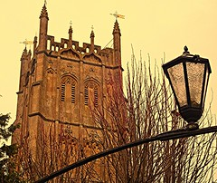 Winter Red! (springblossom3) Tags: st james church chipping campden worship winter red branches nature history religion architecture cotswolds churches