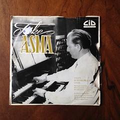 Feike Asma speelt eigen bewerkingen op Baetz-Orgel Organ Orgue, Round Lutheran Church, Amsterdam, Dureco CID 130.158 LP, 1957, 10 inch (Piano Piano!) Tags: feikeasmaspeelteigenbewerkingenopbaetzorgelorganorgue roundlutheranchurch amsterdam durecocid130158lp 1957 10inch
