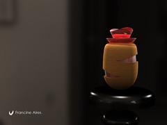 Parfum Variance (Frantynni) Tags: produtos design rafe criatividade 3d ufrgs desenho modelagem render sketch products creativity drawing modeling