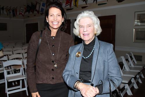 Karen Thomas and Lynden Miller
