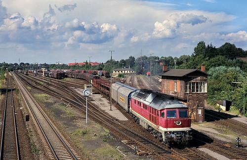 232 709 - Lübeck Rbf. - 2000/08