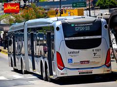 6 1327 DSC_0635 (busManíaCo) Tags: busmaníaco nikond3100 ônibus bus 公共汽车 автобус pasi బస్సు حافلة اتوبوس รถบัส autobús