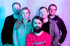 Tiny Telephone Exchange (Dave G Kelly) Tags: 2017 band colmkelly dave dublin ireland liz music musicians paul studioshoot tinytelephoneexchange tom