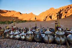 Atlas Mountain metal handicrafts (T Ξ Ξ J Ξ) Tags: morocco atlasmountainsroad d750 nikkor teeje nikon2470mmf28 crafts metal handicrafts atlas mountain