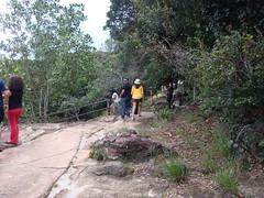 Salto Kawi Merú (Wguayana) Tags: venezuela bolívar gran sabana salto kawi sendero camino trail nature