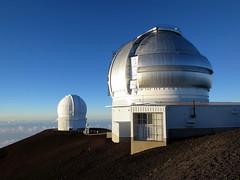 For the curiosity of mankind (PeterCH51) Tags: hawaii bigisland maunakea peak summit observatory telescope evening light peterch51 geminitelescope geminiobservatory