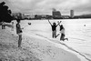 Joyful (Tommy K Le) Tags: streetphotography people beach shoreline joyful guam fujifilmxt1
