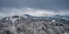 Stürmischer Morgen auf dem Hochwald (matthias_oberlausitz) Tags: hochwald winter lausitzer gebirge zittauer hochwaldbaude baude turm ausblick wolken schnee eis reif oberlausitz