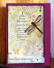 20170203 workshop Marina Libel (Decoratie Coudenys - a Lut of stamps (Lut)) Tags: alutofstamps marina workshop stampotique timholtz distress brusho tcw alos010smeenfijneverjaardag gansaitambiwatercolors