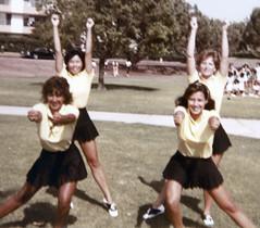 saddle-shoes-2031 (Saddle Shoe Habitat) Tags: saddleshoes saddleoxfords vintage blackandwhite girls teens nostalgia 1940s 1950s 1960s 1970s cheerleaders school kids bw retro bobbysocks bobbysox skirts legs dresses