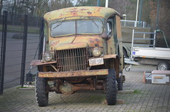 Rusty old truck (Stollie1) Tags: rusty old truck rhenen