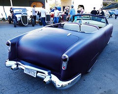 1949 Ford Custom (bballchico) Tags: 1949 ford custom octaviochavez saturdaydrivein grandnationalroadstershow gnrs2017 carshow
