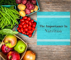 The Importance of Nutrition in Cataracts (wileseyecenter) Tags: wiles eye center
