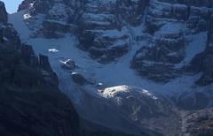 Parete nord (lincerosso) Tags: dolomiti paretenord cristallo inverno vallone ghiaione raggiodisole ghiacciaio bellezza armonia memoria