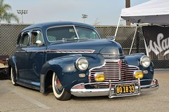 Mooneyes X-Mas Party 2016 (USautos98) Tags: 1941 chevrolet chevy specialdeluxe bomb lowrider