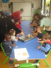Taller cocina en familia - Novaschool Fuentenueva