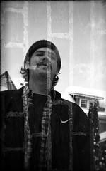 pentacon_flektogon743 (davidzakharov) Tags: doubleexposure caffenol holga135 holga ishootfilm film film4life blackandwhite monochrome 35mm