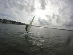 Beginners Windsurfing Lessons - September 2016