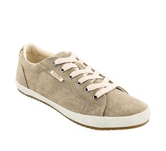 "Taos Star shoe khaki washed canvas • <a style=""font-size:0.8em;"" href=""http://www.flickr.com/photos/65413117@N03/33290509322/"" target=""_blank"">View on Flickr</a>"