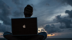 _MG_2264 (treilmann) Tags: green koorwood bali seminyak beach sunset wood wooden iphone mac macbook protection case