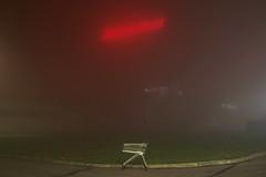 Lost in R (maciej.zdun) Tags: fog mist landscape city rzeszów poland mediamarkt market