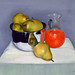 Still life Artwork of Pears