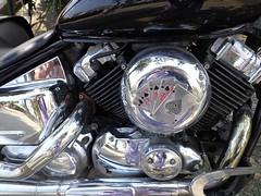 """MOTORI - """"EXPLORE"""" (cannuccia) Tags: moto dettagli motori acciaio metallo motociclette cartedagioco"""