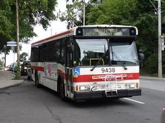 Toronto Transit Commission 9438 on 103 Mount Pleasant North (Orion V) Tags: ttc