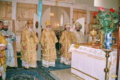 079. Consecration of the Dormition Cathedral. September 8, 2000 / Освящение Успенского собора. 8 сентября 2000 г