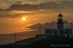 DSC01390_s (AndiP66) Tags: sunset lighthouse juni sonnenuntergang view sony hellas greece alpha aussicht tamron griechenland cyclades mykonos leuchtturm faros ellada 2015 armenistis kykladen sonyalpha andreaspeters 18270mm 77m2 a77ii ilca77m2 77ii 77markii slta77ii