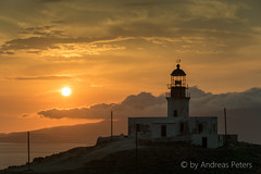 DSC01410_s (AndiP66) Tags: sunset lighthouse juni sonnenuntergang view sony hellas sigma greece alpha aussicht griechenland cyclades mykonos leuchtturm faros ellada 2015 1835mm armenistis kykladen sonyalpha andreaspeters míkonos 77m2 sigma1835mmf18 a77ii ilca77m2 77ii 77markii slta77ii