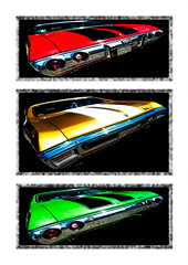 traffic lights (madmtbmax) Tags: red usa trafficlights colour green classic chevrolet yellow metal vintage 60s chevelle chevy american oldtimer 1960s ampel kaufbeuren uscar