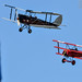 DH 60M Moth and Triplane