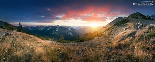 Slate Peak Sunset