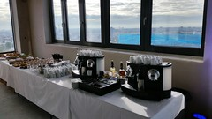 "#Hummercatering #Axis #frankfurt #mobile #kaffeebar #catering #service  #Eventcatering #Kaffeemaschine #Stehtische #Kühlschrank #Getränke nähe #Messe http://goo.gl/xajD4e • <a style=""font-size:0.8em;"" href=""http://www.flickr.com/photos/69233503@N08/21514465490/"" target=""_blank"">View on Flickr</a>"