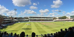 Lord's, St. John's Wood, London NW8 (www.chriskench.photography) Tags: summer panorama london sport stadium surrey gloucestershire cricket lords iphone stjohnswood londonist royallondon kenchie wwwchriskenchphotography