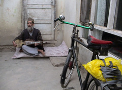 Sarwar Jan, Sufi Musician, Kabul, Afghanistan