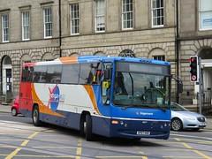 Stagecoach in Fife 53277 (SP07HHD) - 26-09-15 (peter_b2008) Tags: volvo edinburgh profile transport coaches plaxton b7r buspictures 53277 stagecoachgroup stagecoachinfife sp07hhd