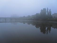 All Mine, All Mine (Bricheno) Tags: bridge mist fog reflections river scotland riverclyde clyde glasgow escocia szkocja gorbals schottland scozia cosse esccia bricheno scoia