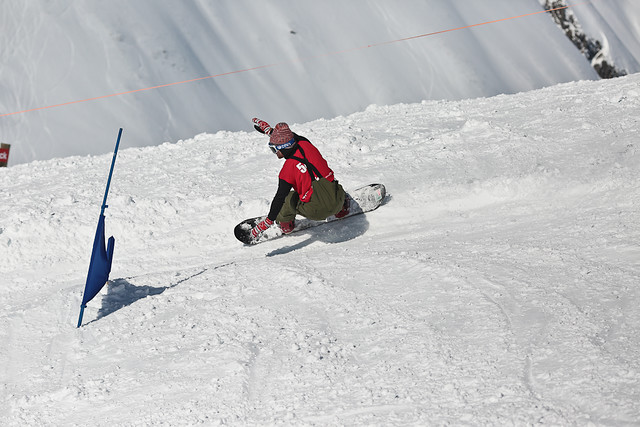 DB Export Banked Slalom 2015 - Treble Cone - Danny Davis 2