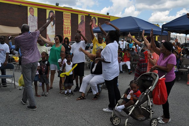 August 2014 Harvest Ministry Community Outreach Day - GMCHC