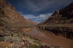 Interior Gran Cañón 5 (Garimba Rekords) Tags: naturaleza rio nevada grand canyon gran desierto cañón eeuu colarado