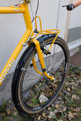 Surly Pacer 650b, Soma fork with retrofitted canti studs & wire holders (immu) Tags: