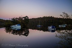 Calm Boats (watsonpaw7) Tags: lochlomand