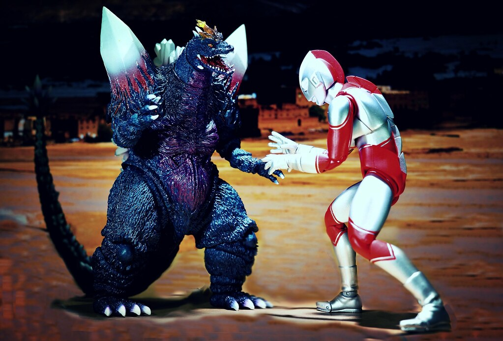The World's Best Photos of shf and ultraman - Flickr Hive Mind