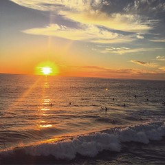 Obligatory. (emilypallack) Tags: sunset san diego 2015